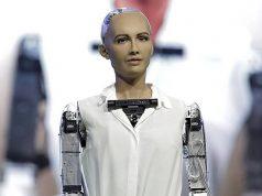 Robot Sofia is coming to Dhaka