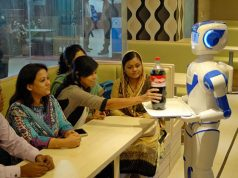 Robot restaurants in Bangladesh