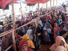 Rohingyas' rejection of Myanmar's agreement with Bangladesh