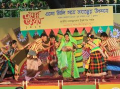 The tradition of 'Bangaliana' and 'Nabanna festival'
