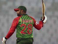 Bangladesh start wonderful win in the tri-nation series