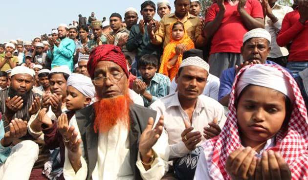 First phase of Biswa Ijtema ended with Akheri Munajat আখেরি মোনাজাতের মধ্য