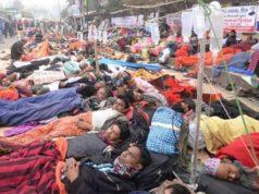 Independent Ibteedai teachers broke the hunger strike for Govt assurance