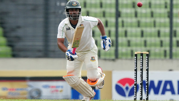 Tamim-Imrul went dressing room before lunch break