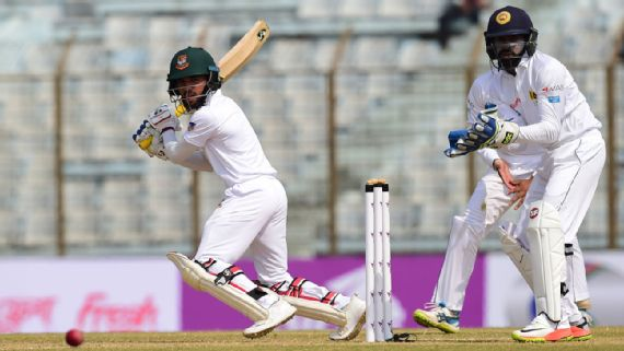Tamim impressive in the Mamunul innings