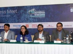The launch of the smartphone-tab fair