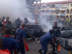 22 killed in suicide attack in Nigeria