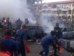 22 killed in suicide attack in Nigeria