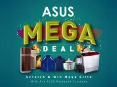Asus offers on Digital ICT Fair