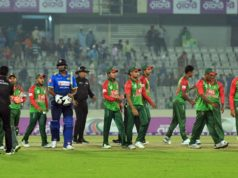 Bangladesh lose 4 points in T20 rankings