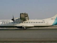 Injured 66 crew on the plane crashed in Iran
