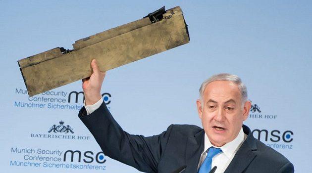 Iran is a big threat to the world Netanyahu