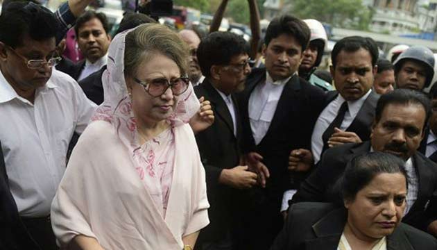 Khaleda Zia's verdict