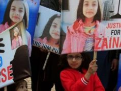 Pakistan's four-pronged death penalty for rape and murder of a child in Pakistan
