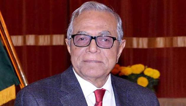 President Abdul Hamid re-elected unopposed
