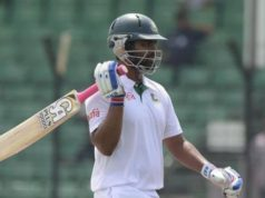 Tamim's departure at the start of the target of 339 runs