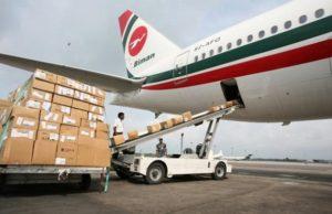 UK lifted ban on cargo transport