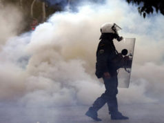 What to do if you get tear gas