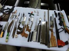 arms and weapons factory found in Munshiganj