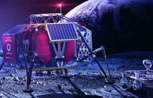 Vodafone is setting up 4G on moon চাঁদে ফোরজি