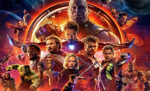 Avengers Infinity War is now in Cineplex and Jamuna