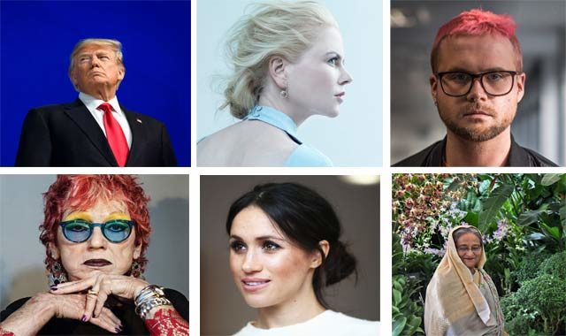 The 100 Most Influential People 2018 - Times