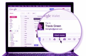 Gmail's new feature - Money Transaction Service
