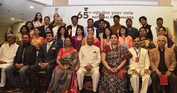 Indian 65 winners boycott the national film award