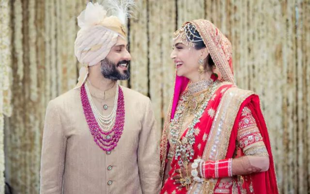 Sonam-Anand's marriage is completed