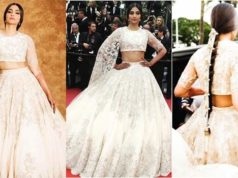 Sonam Kapoor at Cannes Film Festival 2018 হানিমুন বিসর্জন
