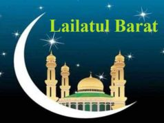 Today is Holy Lailatul barat