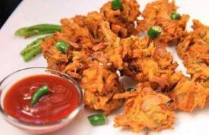 10 minutes recipe onion Pakora for iftar