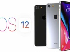 Apple new operating system IOS 12 features