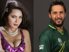 Arshi Khan, who was involved in physical relations with Afridi,