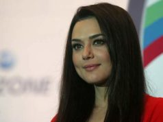 Preity Zinta changed her name!
