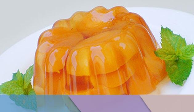 Ripe mango Jelly পাকা আমের জেলি