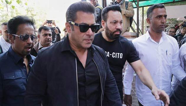Terrorist trying to kill Salman Khan, but why
