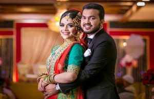 Lux star samia completed the formalities of marriage