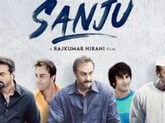 Ranveer's 'Sanju' 120 million revenues in three days