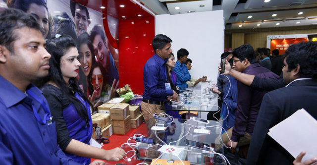 Special discounts on the last day of the smartphone and tab expo fair