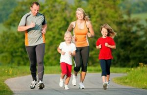Stay healthy for walking 30 minutes every day