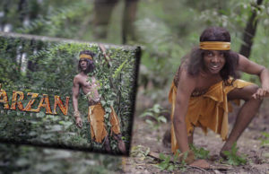 Tarzan the Hero Alam