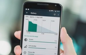 Way to improve battery life for android phones