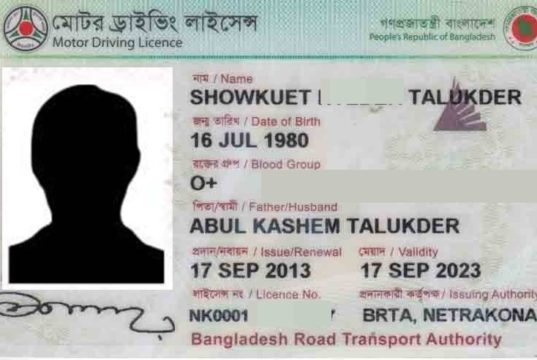 What to do to get a driving license